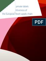 EU Private Label Food