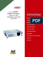 Viewsonic Pj562 Manual