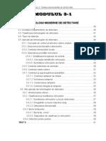 m3 l1 Aplicatii Tegnologii de Detectare
