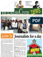 The English Centre News