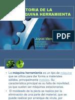Historia de Maquinas Herramienta