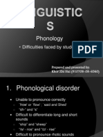 Zhihui Phonology