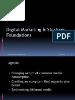 Digital Marketing Foundations