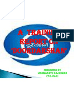 Slide Presentation for Traning Report on Ddk, Imphal