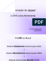 GHS Fundacentro