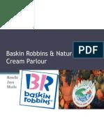 Baskin Robbins & Natural Ice Cream Parlour