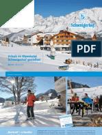 Schwaigerhof Wintersprospekt 2012/13