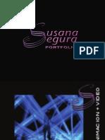 Portafolio de Trabajos Susana Segura