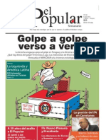 El Popular N° 189 - 6/7/2012