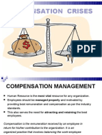 Compensation Mgmt.