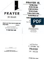 16922372 a Guide to Prayer Salat in ISLAM