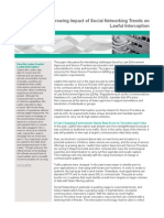 White Paper - Net Optics - Social Networking Trends and Lawful Interception