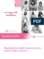 Cervical Cancer - English Version