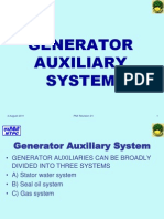 Generator Auxiliary System