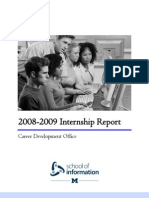 Internship Report 0809