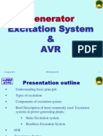 Generator Excitation