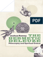 The Hermetic Deleuze by Joshua Ramey
