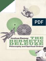 The Hermetic Deleuze by Joshua Ramey