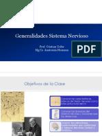 Generalidades Sistema Nervioso UA 2012
