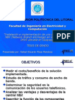 Espol Fiec Presentacion Tesis Rafael Plaza Mendoza