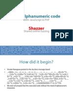 GarethHayes. Non-Alphanumeric JavaScript-PHP and Shared Fuzzing