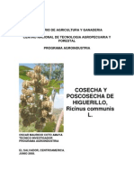 2008. CENTA. Manual Higuerillo Cosecha Poscosecha