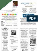 Wallington News Sheet 8th July 2012