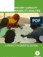 Participatory Capacity and Vulnerability Analysis