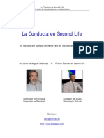Estudio Conducta Second Life[1]