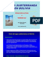Hidrogeologia en Bolivia