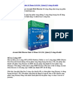 Acronis Disk Director Suite 11 Home 11