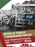 MST Metodo de Trabajo y Organizacion Popular
