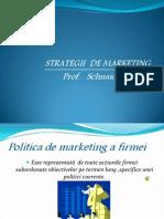 Strategii de Marketing