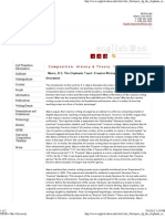 Myers, D.G. the Elephants Teach_ Creative Writing Since 1880 (1996) REVIEW