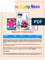 Rainbow Stamp News July 2012