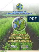 2005. IICA. Guía Técnica de Semilleros y Viveros Frutales