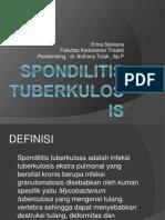 Ppt Referat+Case Spondilitis Da