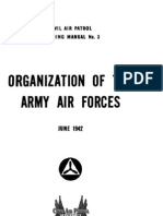 CAPM 3 Organization of Air Force (1942)
