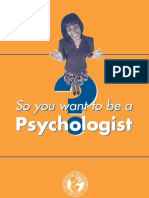 BPS Careers Guides Psychologist