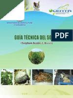 2007. CENTA. Guía Técnica del Cultivo de Sorgo