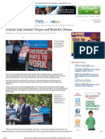 Dozens Rally Behind Chopra and Burk for Obama _ LoudounTimes