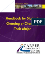 Choosing and Changing Majors 2012