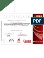 Certificado EMED