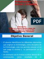 Victimizacion Delincuencia y Violencia (IDHI)