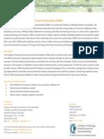 EICT Certificate Prospectus