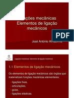 Elementos de Ligação Mecânicos