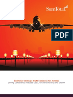 SumTotal Strategic HCM Solutions for Airlines