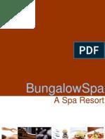 Projecto BungalowSpa