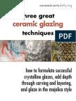 Glazing Techniques New