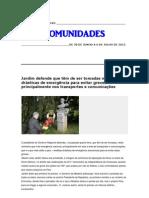 Comunidades Madeirenses Nº1